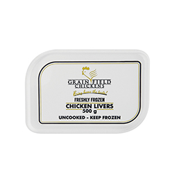 Grain Field Chickens liver